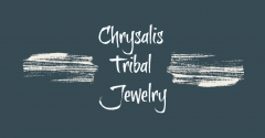 Chrysalis Tribal Jewelry Banner