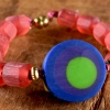 Practical beaded bracelet for pre-school girls by Gloria Ewing.