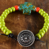 Southwestern beaded bracelet for teens by Gloria Ewing.