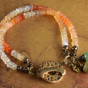 Mexican Opal Bracelet