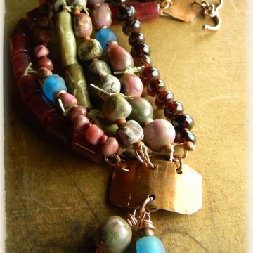 Joshua Tree Multi-Strand Bracelet
